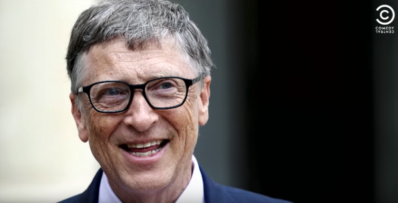 What Is Wrong With Bill Gates?