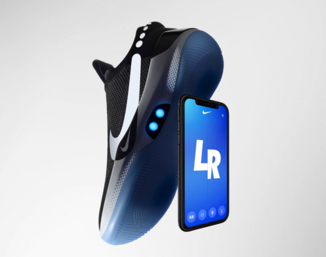 When Technology meets Sneakers