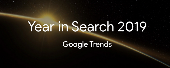 Google Year in search 2019