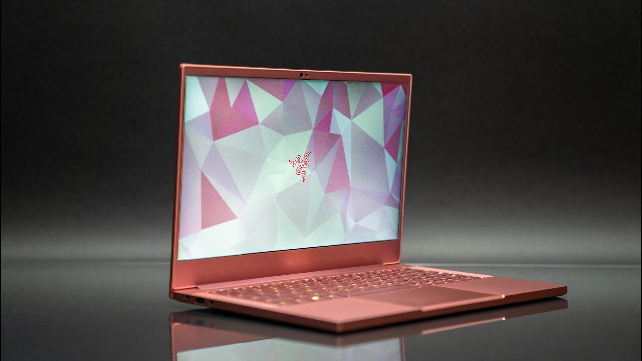 Razer Blade Stealth 13 - It Comes in Pink!