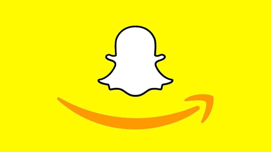 Amazon And Snapchat form A Powerful Partnership